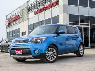 Used 2018 Kia Soul EX for sale in London, ON
