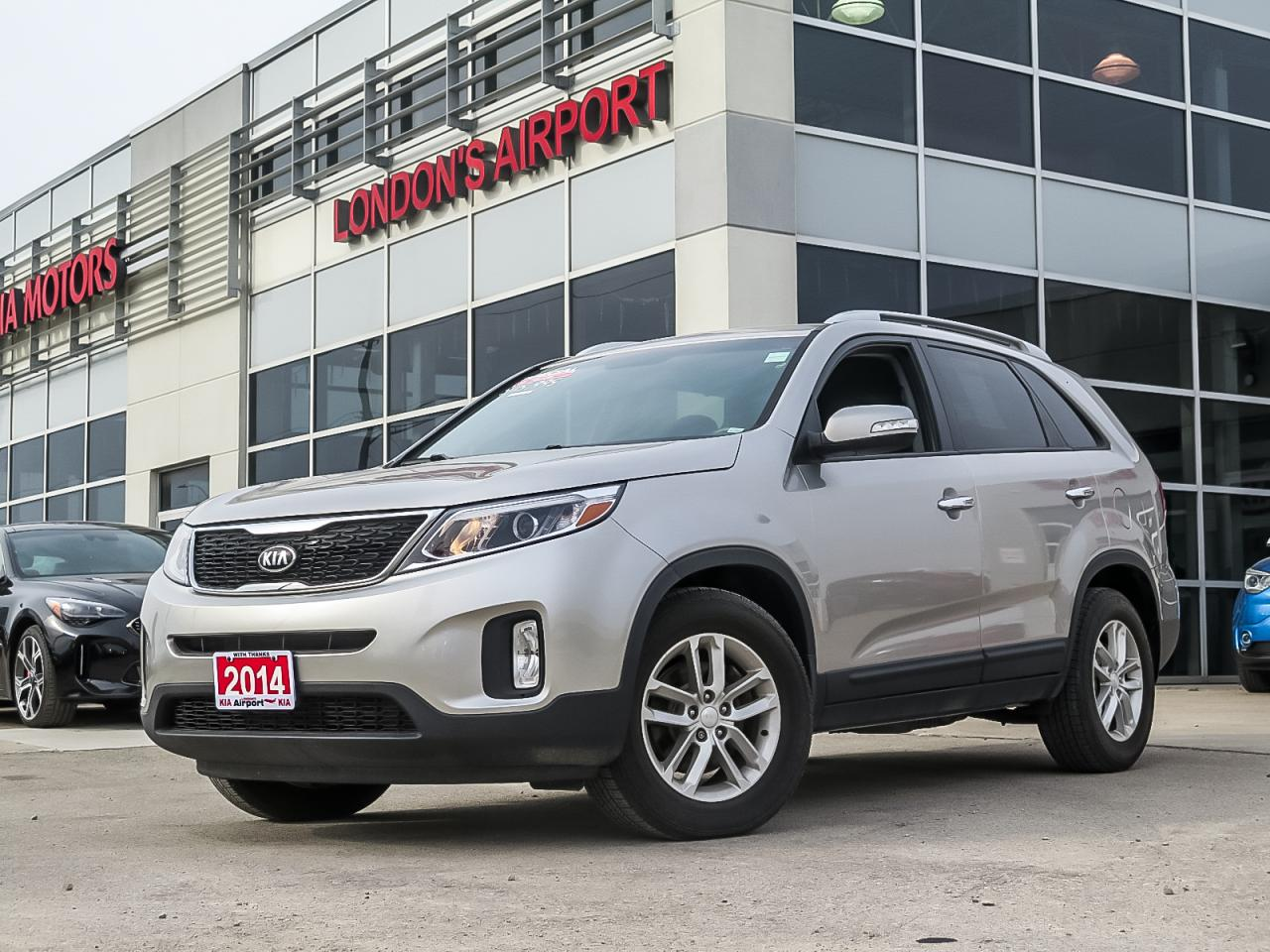 Airport Kia London >> Used 2014 Kia Sorento Lx For Sale In London Ontario