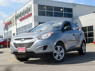 Used 2011 Hyundai Tucson GL for sale in London, ON