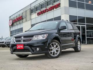 Used 2014 Dodge Journey SXT for sale in London, ON