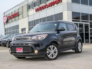 Used 2014 Kia Soul EX for sale in London, ON