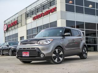 Used 2016 Kia Soul SX Luxury for sale in London, ON