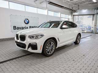 New 2019 BMW X4 xDrive30i for sale in Edmonton, AB
