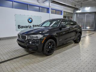 Used 2019 BMW X6 xDrive50i for sale in Edmonton, AB