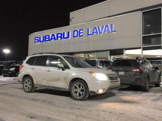 Used 2015 Subaru Forester 2.5i Limited EyeSight ** Cuir Toit Navig for sale in Laval, QC