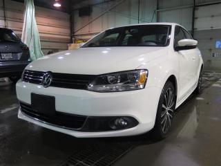 Used 2014 Volkswagen Jetta Highline*TDI* for sale in St-Léonard, QC