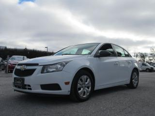Used 2014 Chevrolet Cruze 2LS / AC / BLUETOOTH / PW/PL/ for sale in Newmarket, ON
