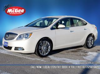 Used 2014 Buick Verano Leather Package 2.4L, Leather Edition, Htd Bkts, Sunroof, Bose, Rmt Start, 18