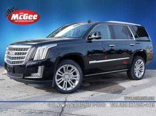 New 2019 Cadillac Escalade Premium Luxury for sale in Peterborough, ON