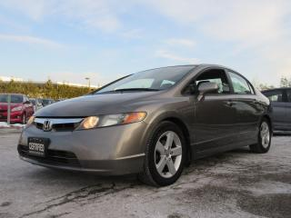 Used 2006 Honda Civic LX / ONE OWNER / 2 SETS OF TIRES for sale in Newmarket, ON