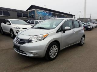 Used 2014 Nissan Versa Note SV for sale in Calgary, AB