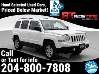 Used 2015 Jeep Patriot north for sale in Winnipeg, MB