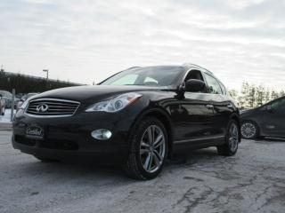 Used 2011 Infiniti EX35 TECH / NAV / BACK UP CAMERA for sale in Newmarket, ON