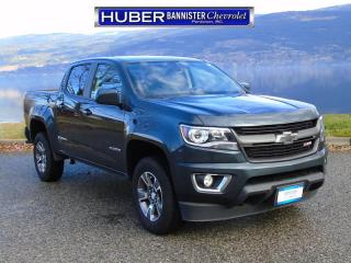 Used 2017 Chevrolet Colorado 4X4/ Z71 Off Road/ Heated Seats for sale in Penticton, BC