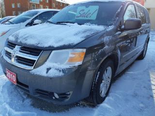 Used 2010 Dodge Grand Caravan SXT for sale in Orillia, ON