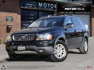 Used 2008 Volvo XC90 *SUNROOF, LEATHER, CERTIFIED, 7 PASS* for sale in Scarborough, ON