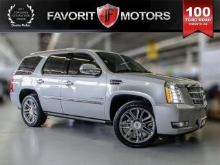 Used 2012 Cadillac Escalade PLATINUM | 7 PASS | DVD | NAV | SUNROOF for sale in North York, ON