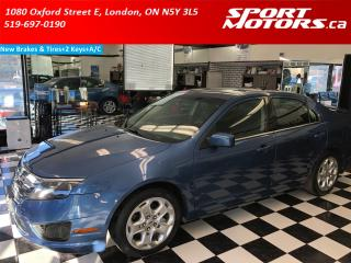 Used 2010 Ford Fusion SE+New Tires & Brakes for sale in London, ON