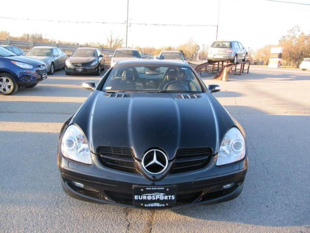 2007 Mercedes-Benz SLK SLK 350 CONVERTIBLE HARD TOP