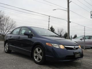 Used 2007 Honda Civic LX / AUTO/ AC / ALLOYS / PW / PL for sale in Newmarket, ON