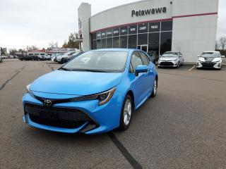 Used 2019 Toyota Corolla COROLLA HATCHBACK for sale in Pembroke, ON