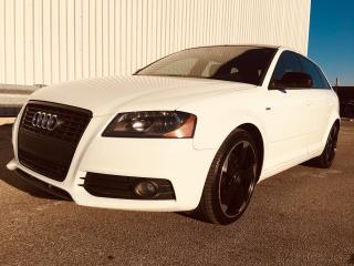 Used 2013 Audi A3 Progressiv - S Line 6 Speed Manual for sale in Mississauga, ON