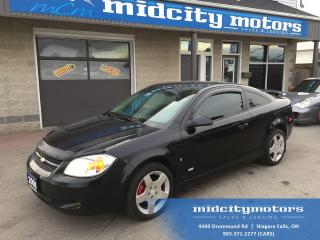 Used 2006 Chevrolet Cobalt SS/ Remote Engine Start/ Premium Audio for sale in Niagara Falls, ON