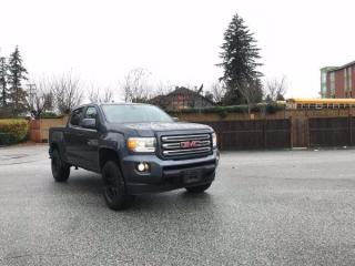 Used 2016 GMC Canyon 4WD SLE for sale in Surrey, BC