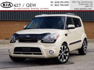 Used 2012 Kia Soul 4u Retro | Backup Camera | Heated Seat | Alloy for sale in Etobicoke, ON