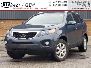Used 2011 Kia Sorento LX AWD | Rear Sensor | Bluetooth | Heated Seat for sale in Etobicoke, ON