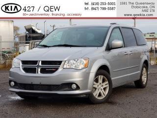 Used 2017 Dodge Grand Caravan Crew for sale in Etobicoke, ON