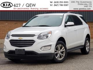 Used 2016 Chevrolet Equinox LT | Navigation |   AS TRADED  | for sale in Etobicoke, ON