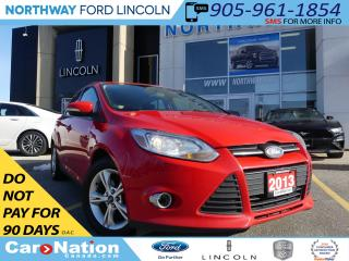 Used 2013 Ford Focus SE | HEATED SEATS | SYNC | BLUETOOTH | for sale in Brantford, ON