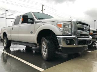 Used 2016 Ford F-350 Super Duty SRW Lariat- Ulitmate package! Super clean truck, low km's! for sale in Campbell River, BC