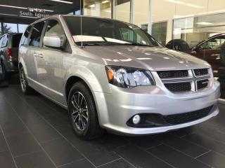 Used 2018 Dodge Grand Caravan GT, HEATED STEERING WHEEL, REMOTE START, REAR VIEW CAMERA for sale in Edmonton, AB
