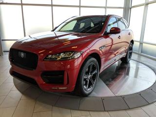 Used 2019 Jaguar F-PACE R-Sport - Original MSRP Over $78,500! for sale in Edmonton, AB