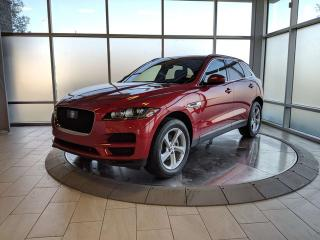 Used 2019 Jaguar F-PACE Premium - Original MSRP Over $64,000! for sale in Edmonton, AB