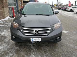 Used 2014 Honda CR-V EX*HTD SEATS*CAMERA*SUN ROOF*NEW TIRES*ALLOYS*RACK for sale in Winnipeg, MB