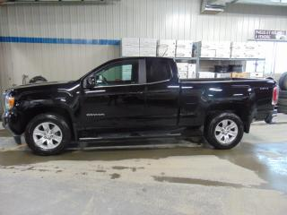 Used 2016 GMC Canyon SLE for sale in Amos, QC