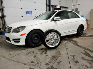 Used 2013 Mercedes-Benz C-Class C300 4MATIC for sale in St-Eustache, QC