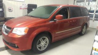 Used 2012 Dodge Grand Caravan Crew Plus for sale in Gatineau, QC