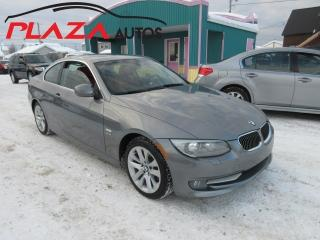 Used 2011 BMW 328 i xDrive for sale in Beauport, QC