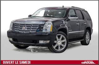 Used 2013 Cadillac Escalade Hybride for sale in Montréal, QC
