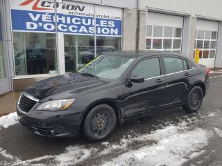 Used 2013 Chrysler 200 S for sale in St-Hubert, QC
