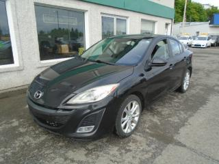 Used 2011 Mazda MAZDA3 Berline 4 portes, boîte manuelle, GT for sale in St-Jérôme, QC