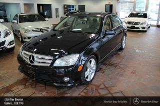 Used 2010 Mercedes-Benz C-Class C300 Awd, T.ouvrant for sale in Québec, QC