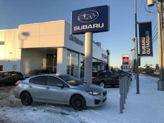 Used 2017 Subaru Impreza Convenience 4 portes manuel for sale in Gatineau, QC