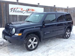 Used 2016 Jeep Patriot High Altitude  4X4 for sale in Stittsville, ON