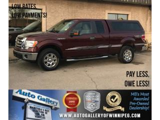 Used 2009 Ford F-150 XL for sale in Winnipeg, MB