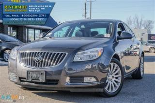 Used 2011 Buick Regal CXL for sale in Guelph, ON